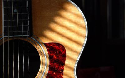 Acoustic Guitar Wallpapers - Wallpaper Cave