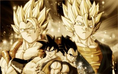 Dragon Ball Z HD Wallpapers - Wallpaper Cave
