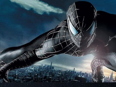 Black Spider-Man Wallpapers - Wallpaper Cave
