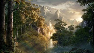 HD Fantasy Wallpapers 1080p - Wallpaper Cave