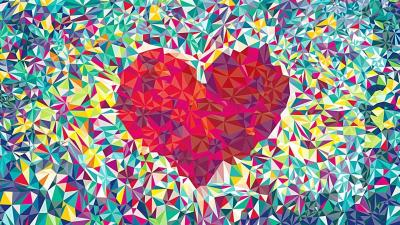 Cool Heart Backgrounds - Wallpaper Cave