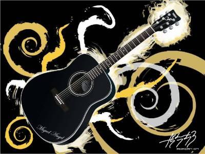 Cool Guitar Wallpapers - Wallpaper Cave