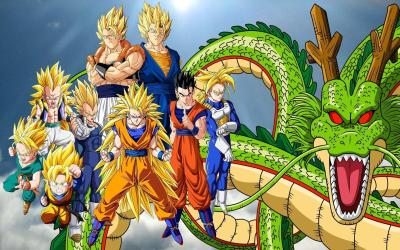 Dragon Ball Z HD Wallpapers - Wallpaper Cave