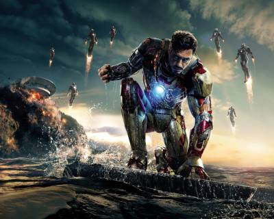 HD Wallpapers Iron Man 3 - Wallpaper Cave