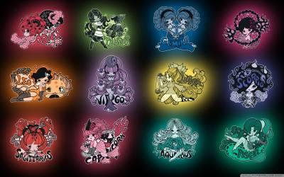 Zodiac Wallpapers - Wallpaper Cave