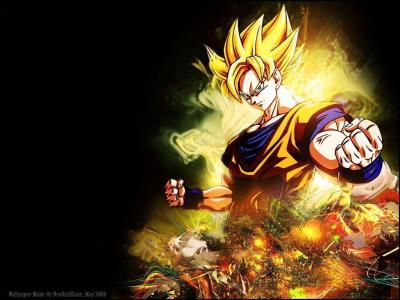Dragon Ball Z Goku Wallpapers - Wallpaper Cave