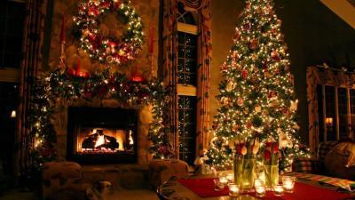 HD Christmas Desktop Backgrounds - Wallpaper Cave
