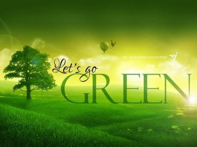 Go Green Wallpapers - Wallpaper Cave