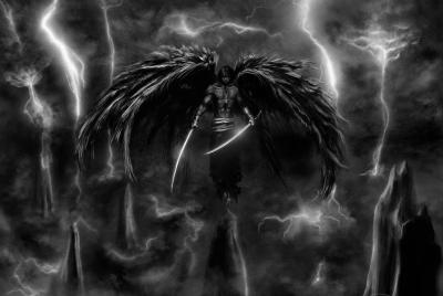 Dark Angel Wallpapers - Wallpaper Cave