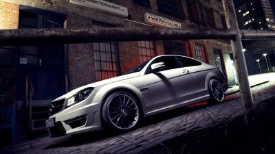 Mercedes Benz AMG Wallpapers - Wallpaper Cave