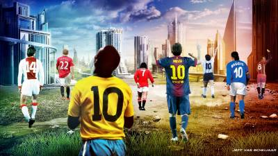 Football Players Wallpapers - Wallpaper Cave