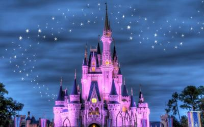 Disney Castle Backgrounds - Wallpaper Cave