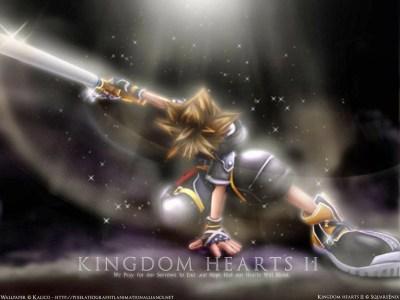 Kingdom Hearts Wallpapers HD - Wallpaper Cave