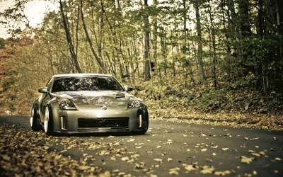 Nissan 350Z Wallpapers - Wallpaper Cave