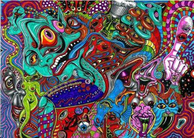 Acid Trip Wallpapers - Wallpaper Cave