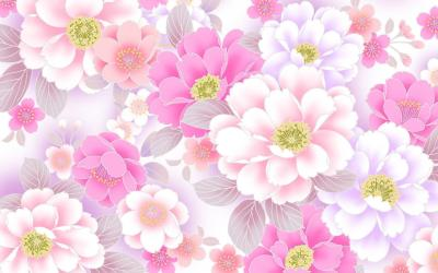 Pink Flower Wallpapers - Wallpaper Cave