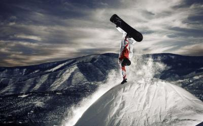 Snowboarding Wallpapers HD - Wallpaper Cave