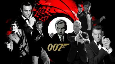 James Bond 007 Wallpapers - Wallpaper Cave