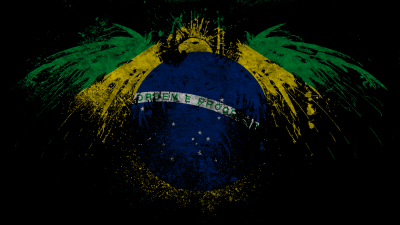 Brazil Flag Wallpapers - Wallpaper Cave