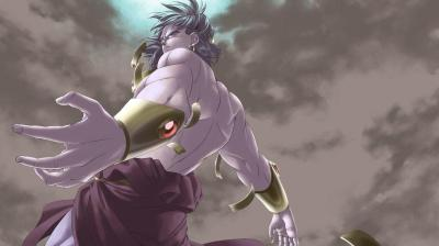 Broly Wallpapers - Wallpaper Cave