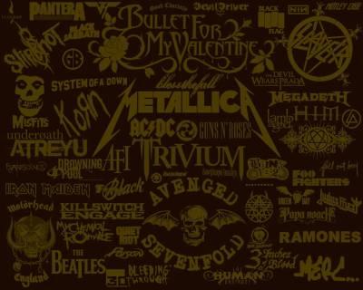 Rock Band Wallpapers - Wallpaper Cave