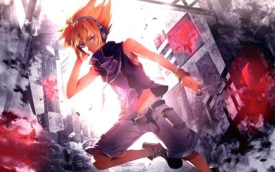 Anime Guy Wallpapers - Wallpaper Cave