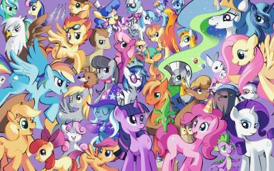 Free My Little Pony Wallpapers - Wallpaper Cave