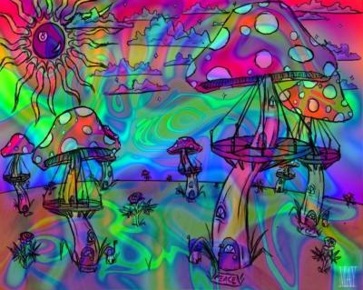 Hippie Backgrounds - Wallpaper Cave