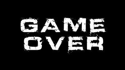 Game Over Wallpapers - Wallpaper Cave