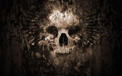 HD Skull Wallpapers - Wallpaper Cave