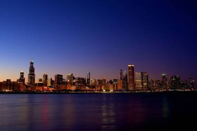 3840x2560px Chicago Skyline HD Wallpaper - WallpaperSafari