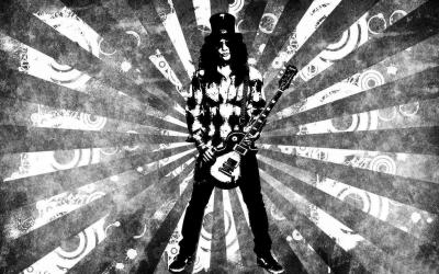 Slash Guitar Wallpapers - Wallpaper Cave