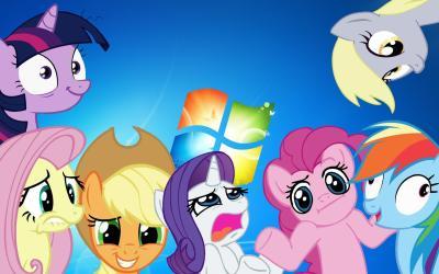 My Little Pony Desktop Backgrounds - Wallpaper Cave