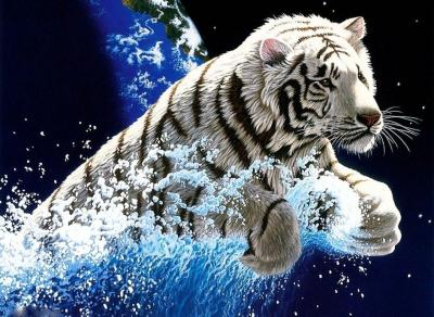 White Tiger Wallpapers Free - Wallpaper Cave