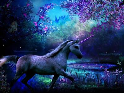 Unicorn Backgrounds - Wallpaper Cave
