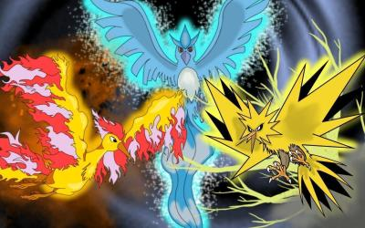 All Legendary Pokémon Wallpapers - Wallpaper Cave