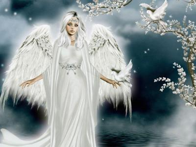 Free Angel Wallpapers - Wallpaper Cave