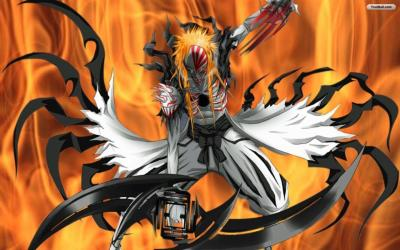 Ichigo Kurosaki Hollow Wallpapers - Wallpaper Cave