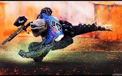 Paintball Wallpapers - Wallpaper Cave
