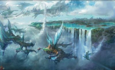 HD Final Fantasy Wallpapers - Wallpaper Cave