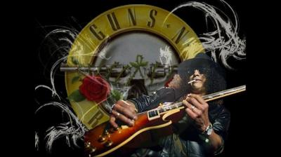 Guns N' Roses Logo Wallpapers - Wallpaper Cave