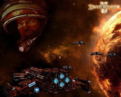 StarCraft 2 Backgrounds - Wallpaper Cave