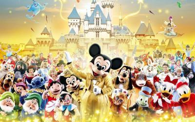 Disney Characters Wallpapers - Wallpaper Cave