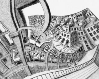 Escher Wallpapers - Wallpaper Cave