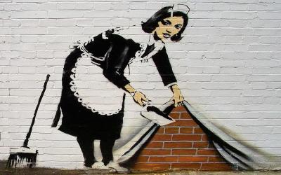Banksy HD Wallpapers - Wallpaper Cave