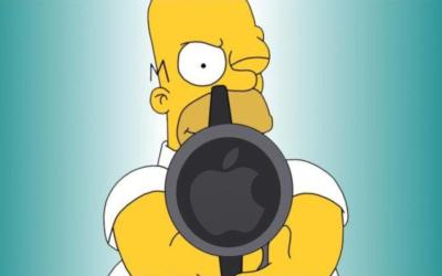 Homer Simpson Desktop Wallpapers - Wallpaper Cave