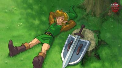 Link To The Past Wallpapers - Wallpaper Cave