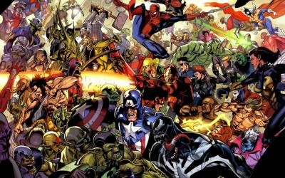 Avengers Comic Wallpapers - Wallpaper Cave