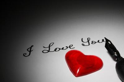 I Love You Heart Wallpapers - Wallpaper Cave