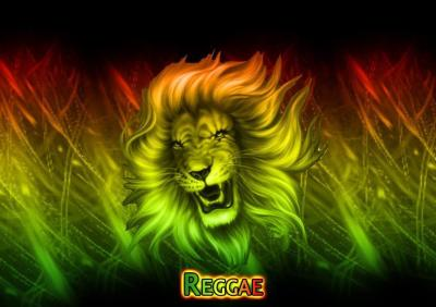 Rasta Lion Wallpapers - Wallpaper Cave